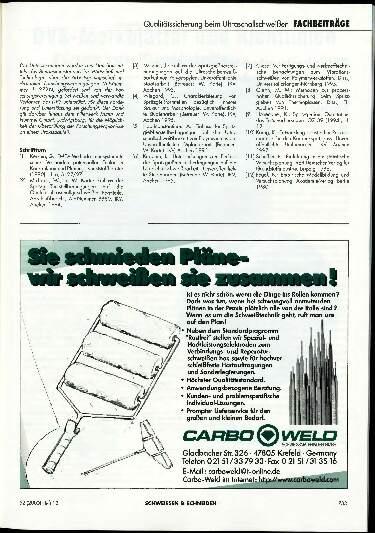 Ausgabe 12 (2000) Seite 733
