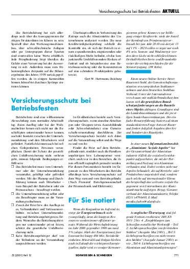 Ausgabe 12 (2001) Seite 771