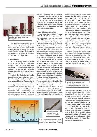 Ausgabe 12 (2001) Seite 797