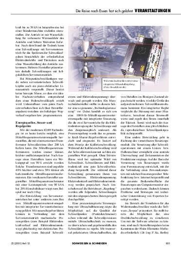 Ausgabe 12 (2001) Seite 801