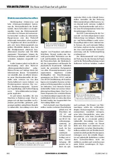 Ausgabe 12 (2001) Seite 802
