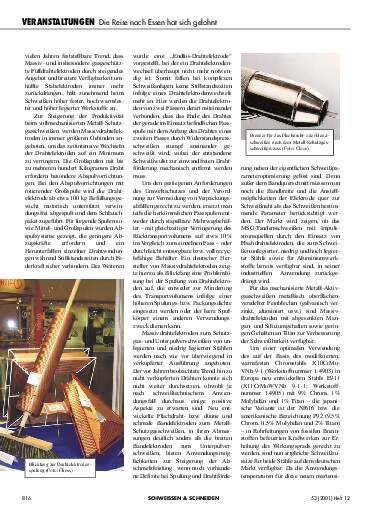 Ausgabe 12 (2001) Seite 816