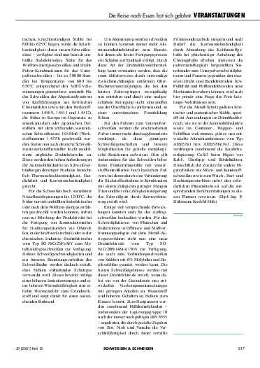 Ausgabe 12 (2001) Seite 817