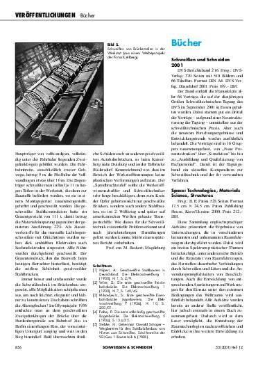 Ausgabe 12 (2001) Seite 856