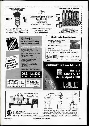 Ausgabe 2 (2000) Seite 113