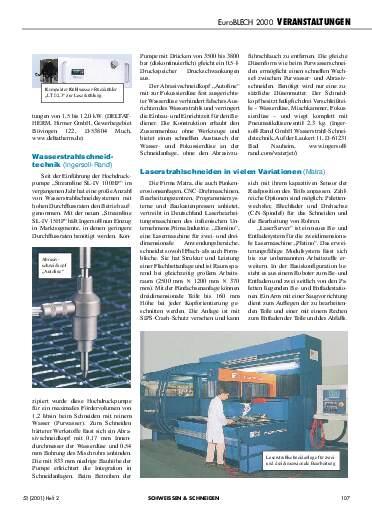 Ausgabe 2 (2001) Seite 107