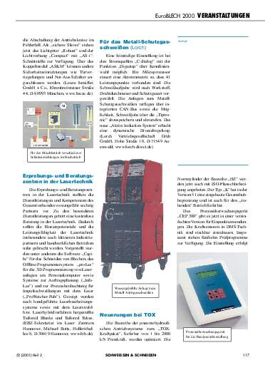 Ausgabe 2 (2001) Seite 117