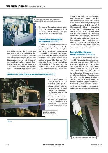 Ausgabe 2 (2001) Seite 118