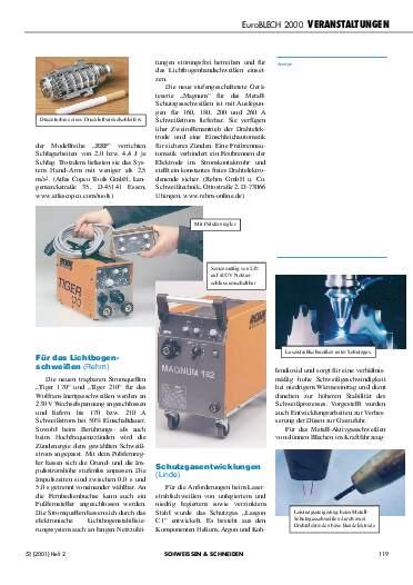 Ausgabe 2 (2001) Seite 119