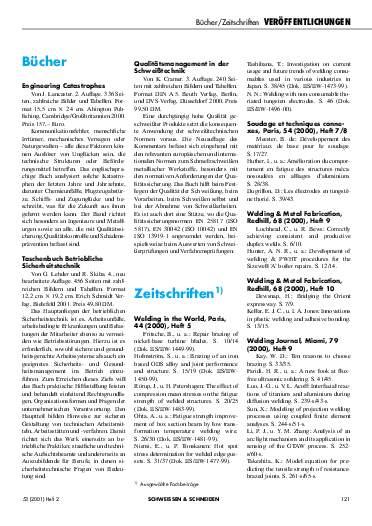 Ausgabe 2 (2001) Seite 121