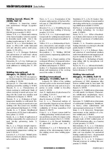 Ausgabe 2 (2001) Seite 122