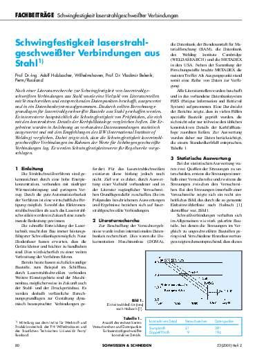 Ausgabe 2 (2001) Seite 80