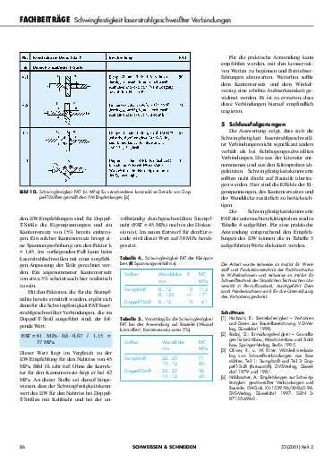 Ausgabe 2 (2001) Seite 86