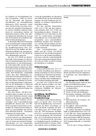 Ausgabe 2 (2001) Seite 95