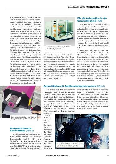 Ausgabe 2 (2001) Seite 99