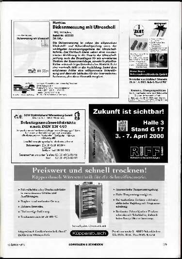 Ausgabe 3 (2000) Seite 179