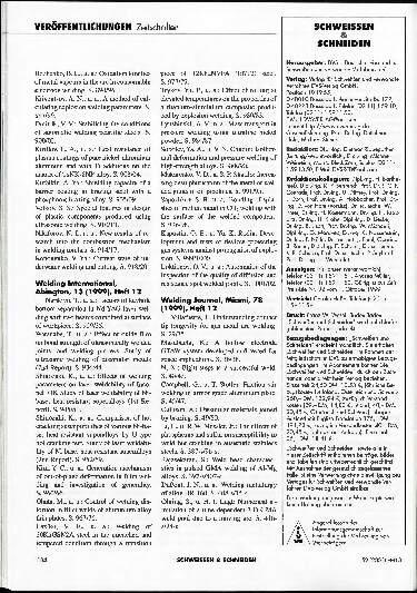 Ausgabe 3 (2000) Seite 184