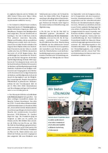 Ausgabe 3 (2021) Seite 105