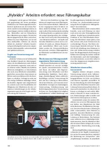Ausgabe 4 (2021) Seite 188
