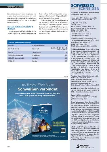 Ausgabe 4 (2021) Seite 254