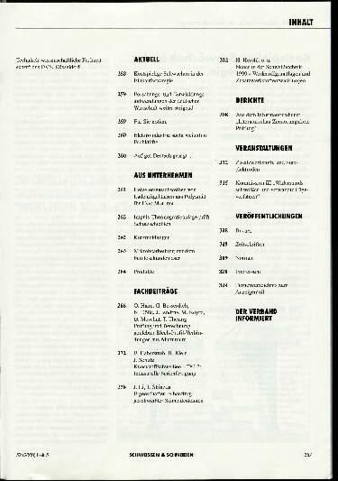 Ausgabe 5 (2000) Seite 257