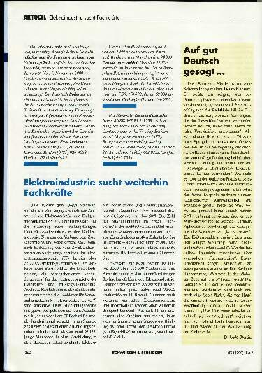 Ausgabe 5 (2000) Seite 260