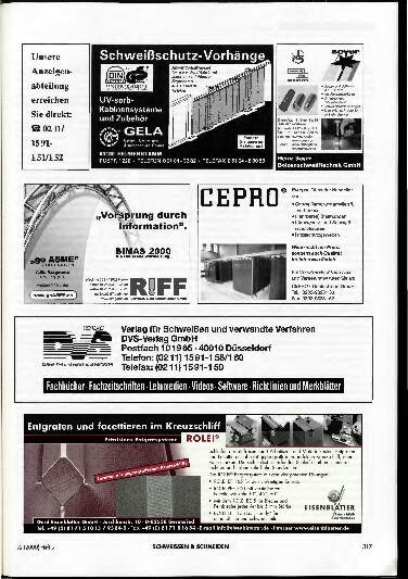 Ausgabe 5 (2000) Seite 317