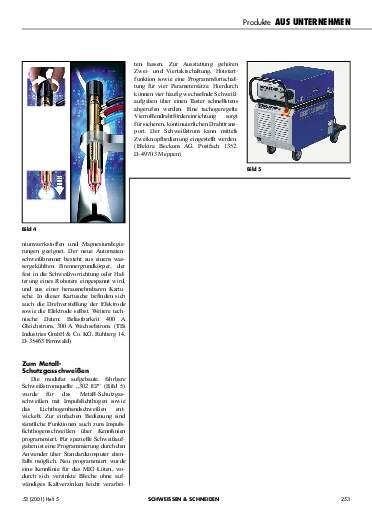 Ausgabe 5 (2001) Seite 253