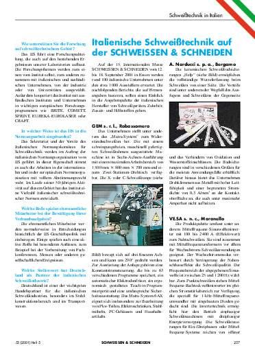 Ausgabe 5 (2001) Seite 257