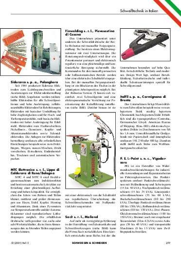 Ausgabe 5 (2001) Seite 259