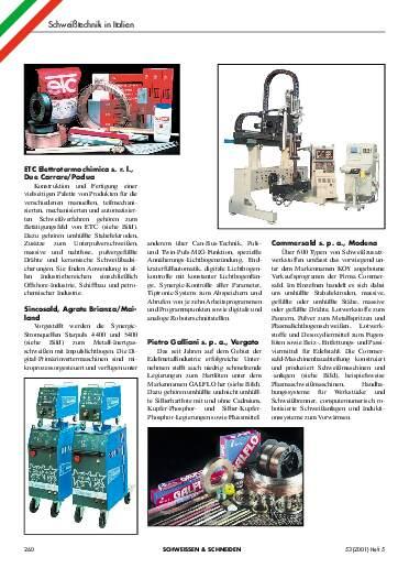 Ausgabe 5 (2001) Seite 260