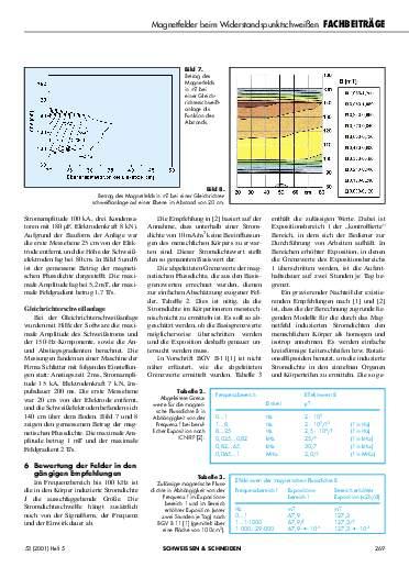 Ausgabe 5 (2001) Seite 269