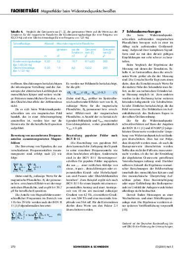 Ausgabe 5 (2001) Seite 270