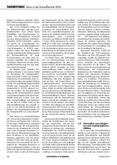 Ausgabe 5 (2001) Seite 284