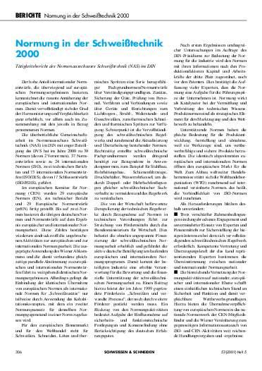 Ausgabe 5 (2001) Seite 306