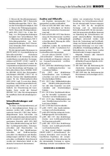 Ausgabe 5 (2001) Seite 309