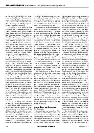 Ausgabe 5 (2001) Seite 314