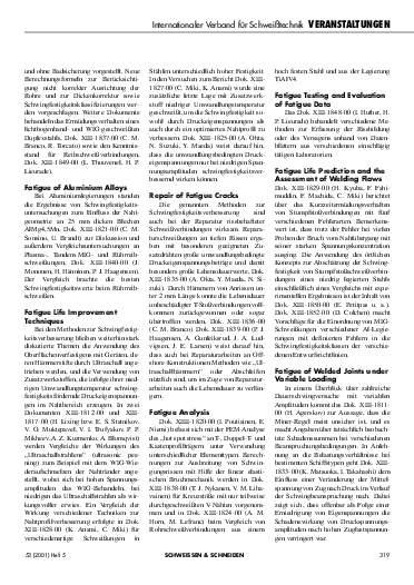 Ausgabe 5 (2001) Seite 319