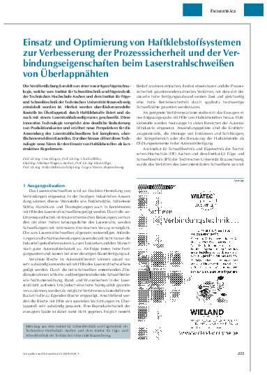 Ausgabe 5 (2008) Seite 255