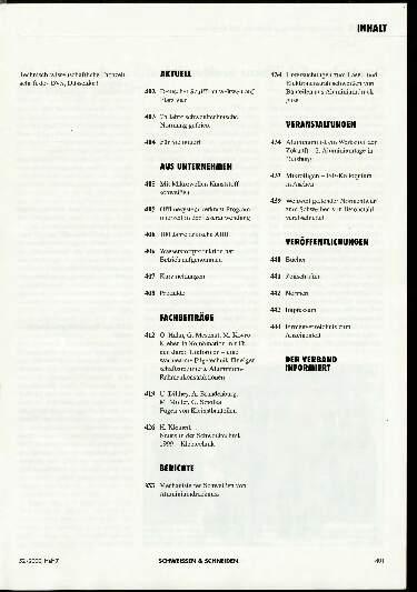 Ausgabe 7 (2000) Seite 401