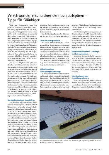 Ausgabe 7 (2021) Seite 412
