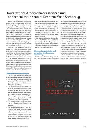 Ausgabe 7 (2021) Seite 415