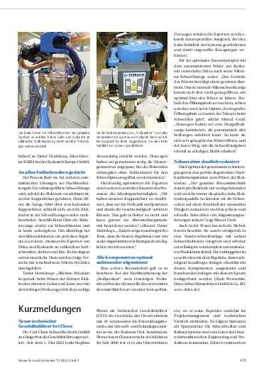 Ausgabe 7 (2021) Seite 423