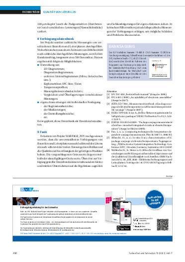 Ausgabe 7 (2021) Seite 450