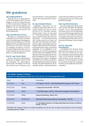 Ausgabe 7 (2021) Seite 471