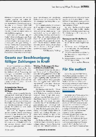 Ausgabe 8 (2000) Seite 447