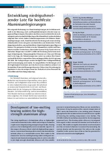 Ausgabe 8 (2012) Seite 474