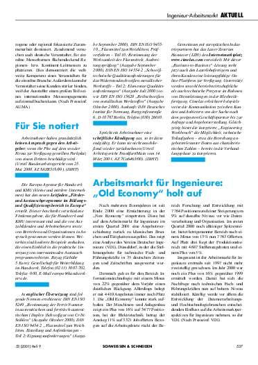 Ausgabe 9 (2001) Seite 537