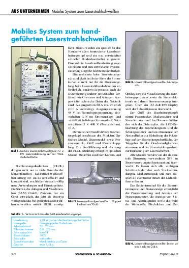 Ausgabe 9 (2001) Seite 542