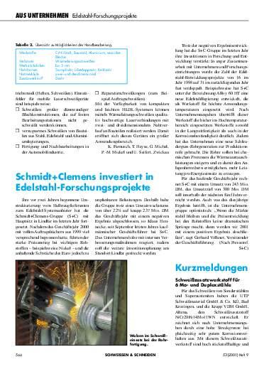 Ausgabe 9 (2001) Seite 544